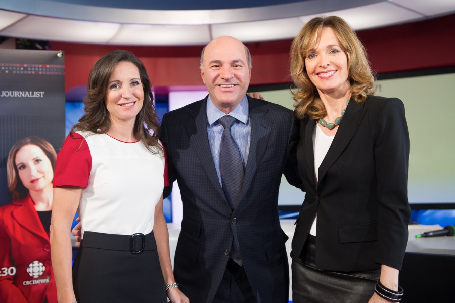 Kevin O'Leary Book Signing 1