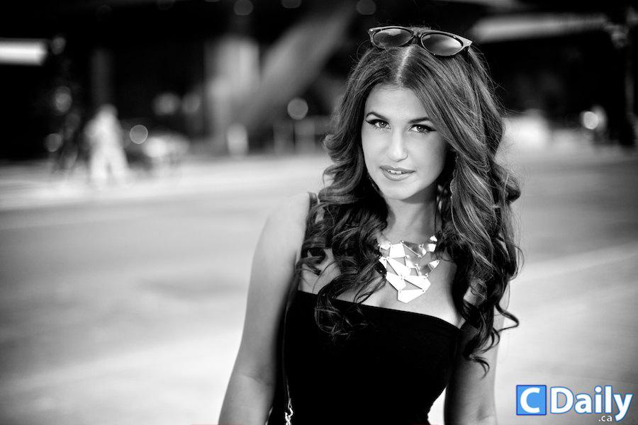 Rachel David profile by Ryan Emberley