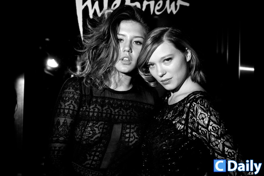 Blue is the Warmest Colour after party at Thompson Hotel (Photo- Ryan Emberley) 1