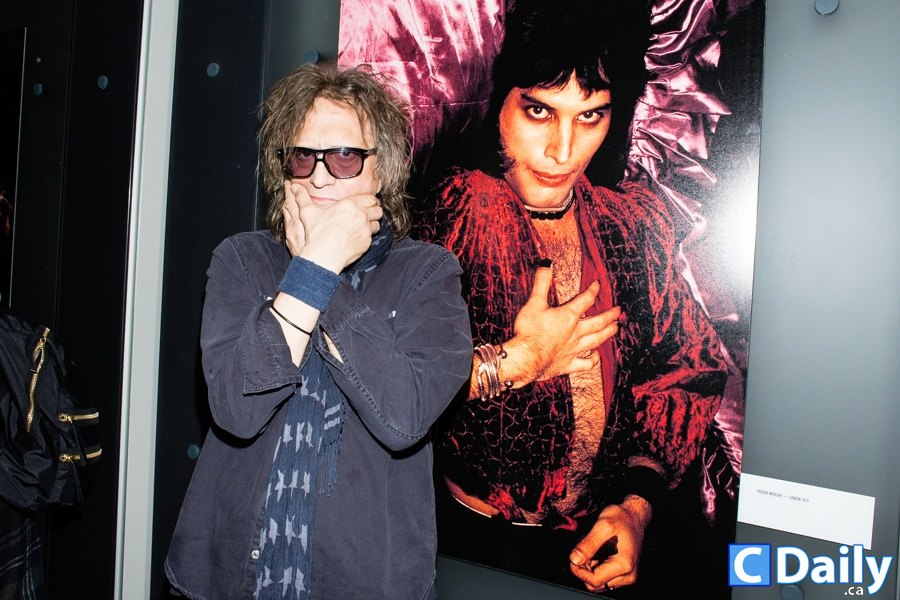 Mick Rock Exhibit David Bowie after party at Templar Hotel by Tyler Rumi 1