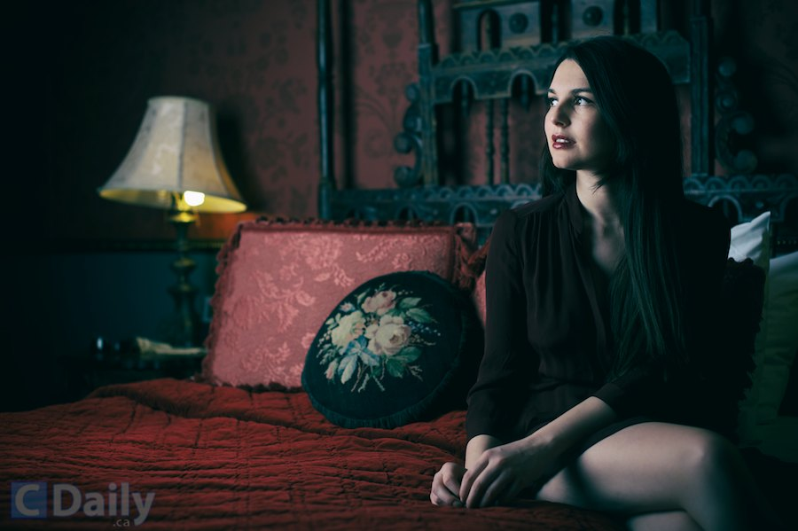 Bianca Teixeira by Ryan Emberley