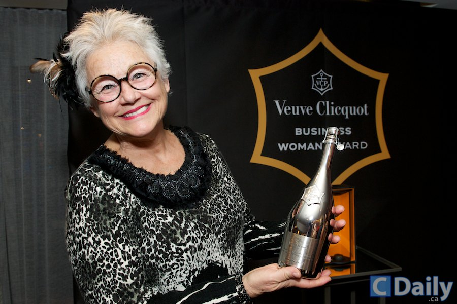 Veuve Clicquot Business Woman Award 2014 1